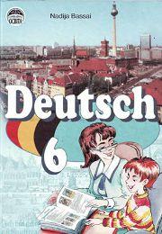 Німецька мова 6 клас Н.П. Басай