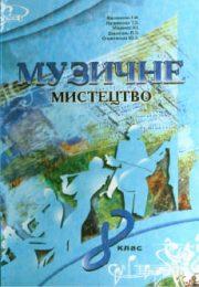 Музичне мистецтво 8 клас Г.М.Макаренко