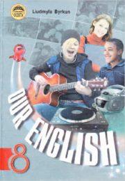 Англійська мова 8 клас Л.Біркун